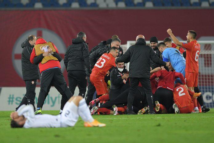 Macedonia euro 2020