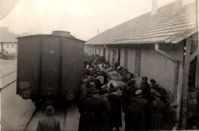 Депортирането На Македонски Евреи