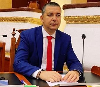 Vasil Sterjovski Albanian MP