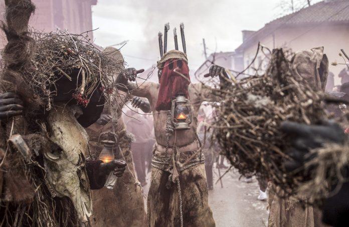 Carnival in Vevchani
