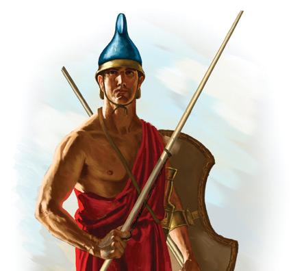 Agriani Paeonian tribe Macedonia