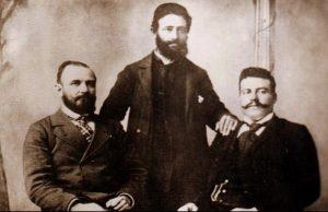 Gjorche Petrov, Nikola Maleshevski, Goce Delchev