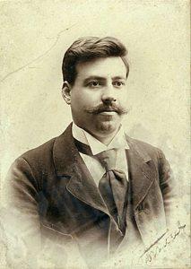 Macedonian Revolutionary Goce Delchev