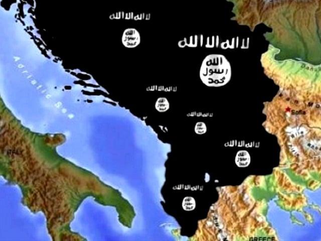ISIS Balkans