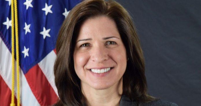 Kate Burns US ambasador to Skopje