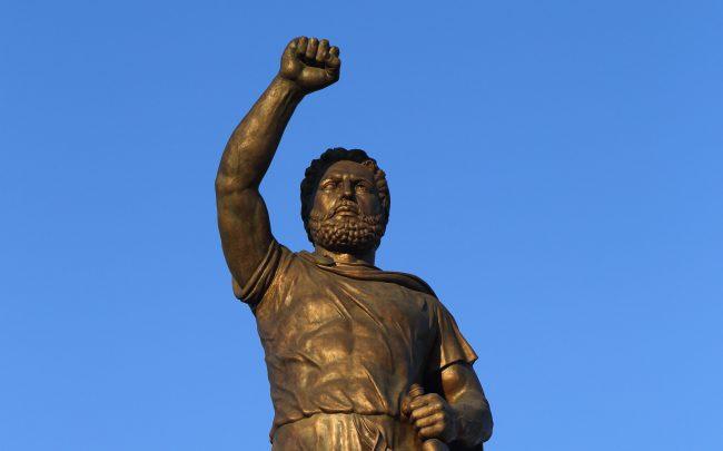 Philip 2 of Macedonia monument