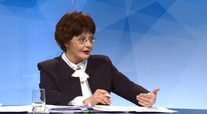 Culture Minister Irena Stefoska