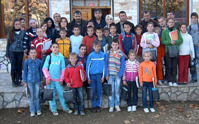 Macedonians in Albania