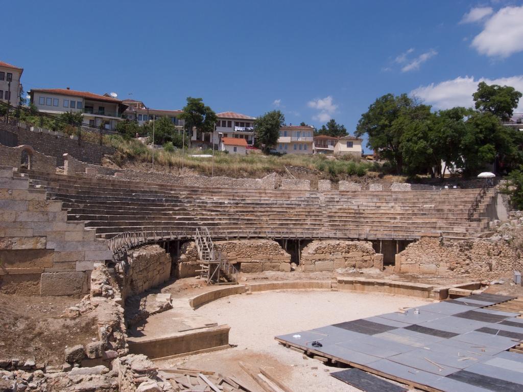 amphitheatre Ohrid Phillip 2 Macedonia