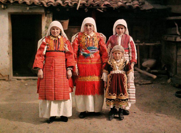 Macedonian holidays Tajane