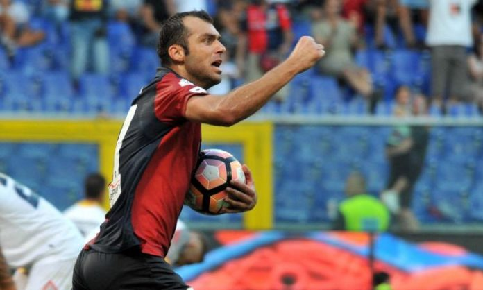 Goran Pandev 100th Goal