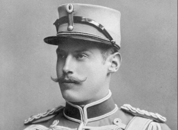 Prince Harold of Denmark
