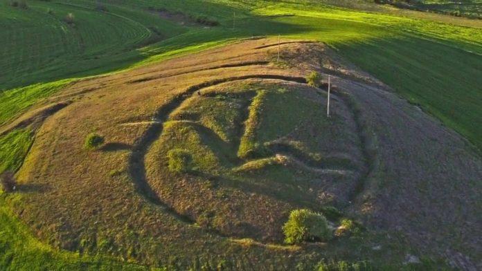 Kanda Geoglyph Macedonia