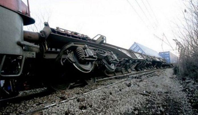 Macedonia railroad