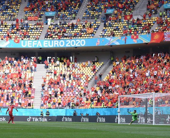 Alioski goal Macedonia euro2020