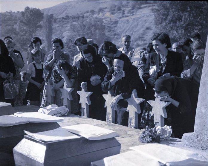 Vatasha Massacre Macedonia